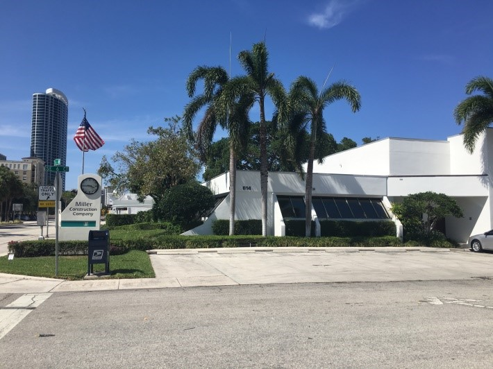 Berger Commercial Realty Brokers Sale Of  Downtown Fort Lauderdale Property For $4.525 Million
