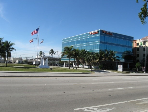 Energy And Petroleum Services Provider Vecenergy  Leases Suite At Marine Executive Center