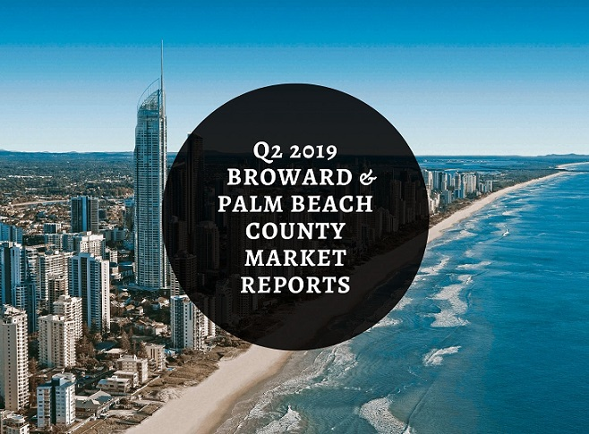 We Are Pleased To Provide You With This Copy Of Berger Commercial Realty Corp.'s 2019 Q2 Broward And Palm Beach County Market Reports For The Office And Industrial Real Estate Markets