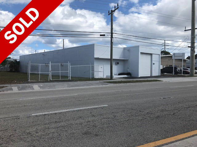 Berger Commercial Realty Facilitates  $866,250 Sale Of Pompano Beach Warehouse