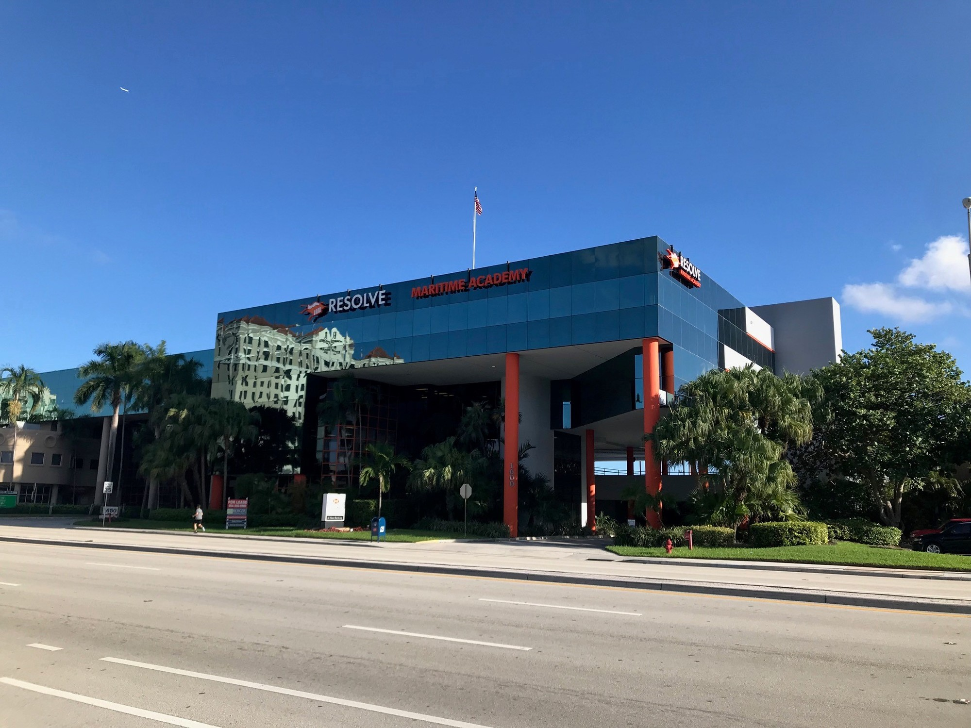 Broward County Convention Center Events Division Leases Office At Nearby Resolve Marine Building